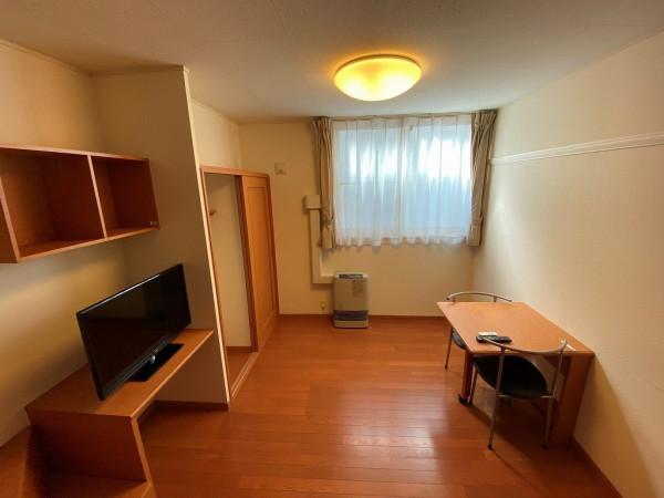 北海道小樽市のウィークリーマンション・マンスリーマンション「レオパレスK lilac 106(No.178960)」メイン画像