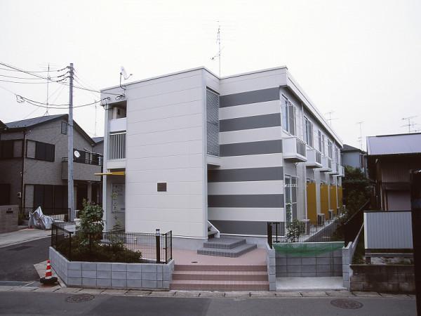 神奈川県大和市のウィークリーマンション・マンスリーマンション「レオパレスウェルオン 104(No.183414)」メイン画像