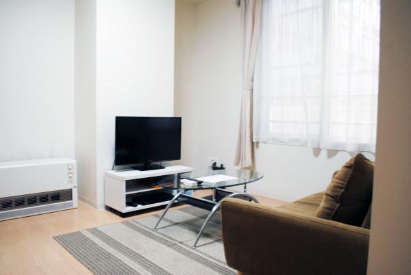 札幌のマンスリーマンション・ウィークリーマンション「ノースステイ北12条」メイン画像
