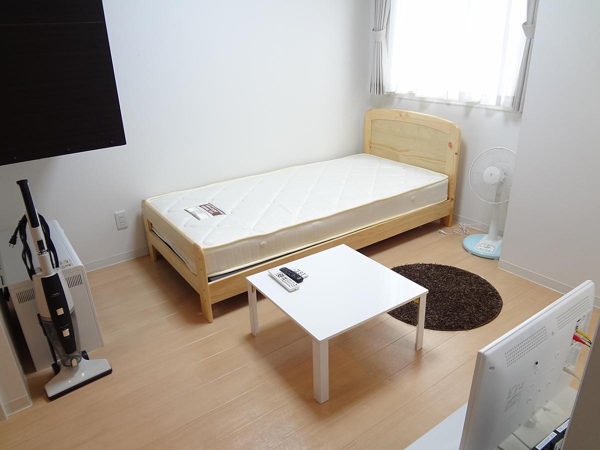北海道札幌市北区のマンスリーマンション・ウィークリーマンション「ノースステイ北12条」メイン画像