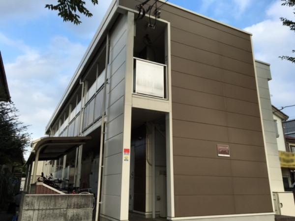東京都武蔵村山市のウィークリーマンション・マンスリーマンション「レオパレス栄 102(No.189844)」メイン画像