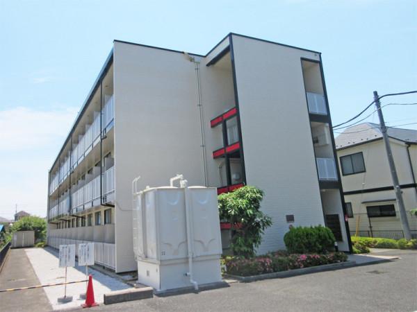 東京都昭島市のウィークリーマンション・マンスリーマンション「レオパレスWISH 304(No.190002)」メイン画像