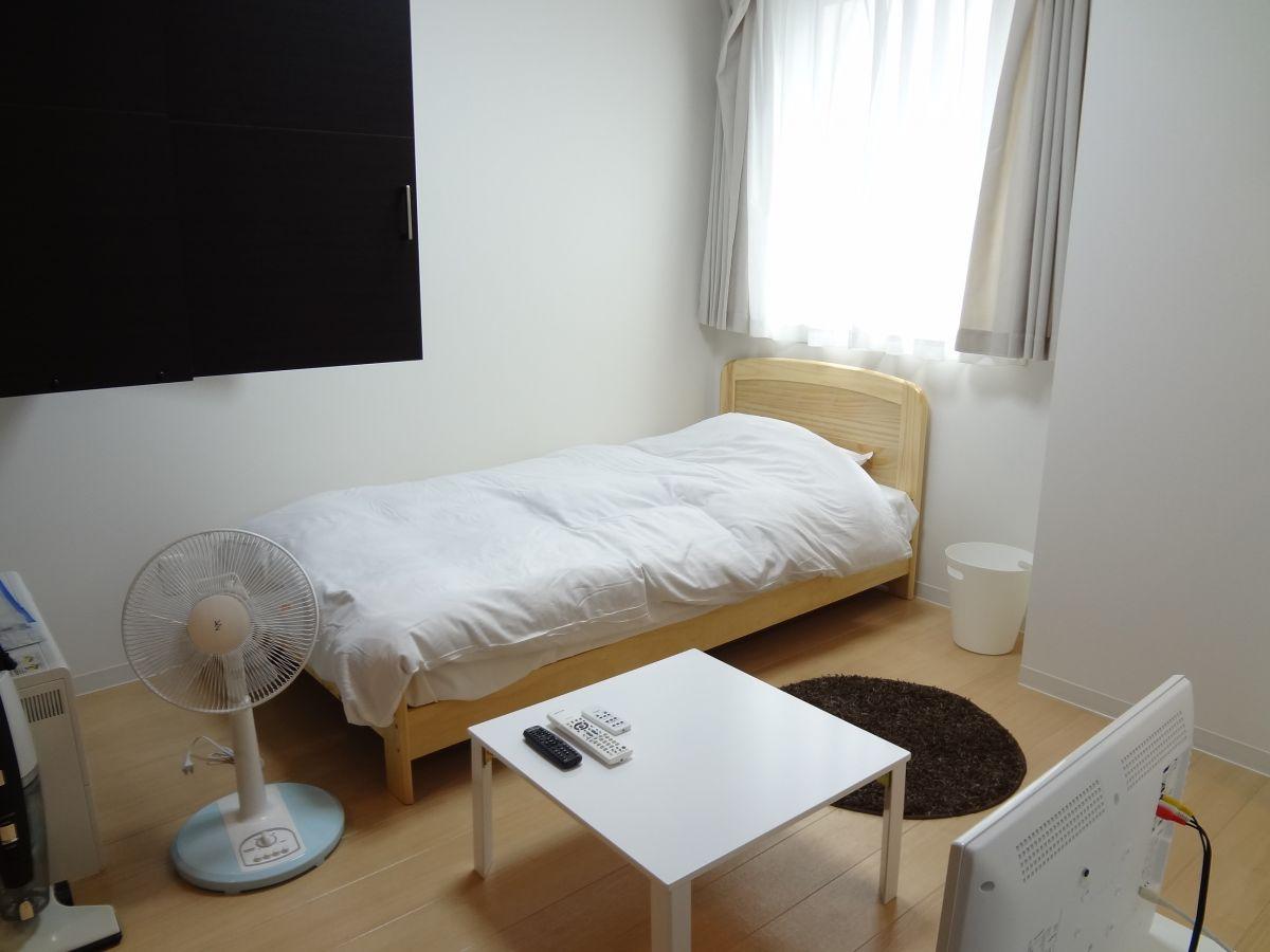 札幌のマンスリーマンション・ウィークリーマンション「ノースステイ北12条 601・1R」メイン画像