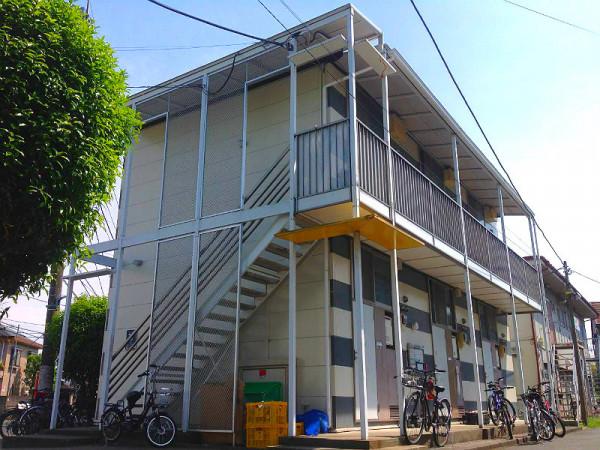 東京都福生市のウィークリーマンション・マンスリーマンション「レオパレスリヴェール 203(No.191167)」メイン画像