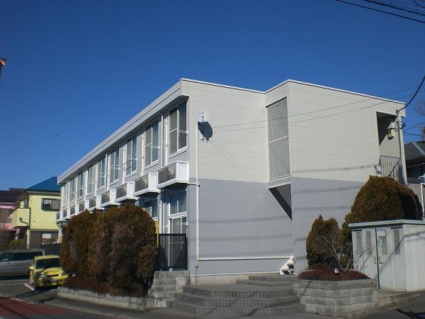 東京都福生市のウィークリーマンション・マンスリーマンション「レオパレスポレール 204(No.191259)」メイン画像
