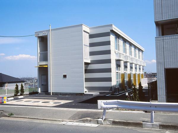 神奈川県平塚市のウィークリーマンション・マンスリーマンション「レオパレスモーヴ 204(No.192524)」メイン画像
