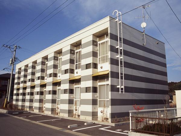福島県いわき市のウィークリーマンション・マンスリーマンション「レオパレスリベェール 203(No.197540)」メイン画像
