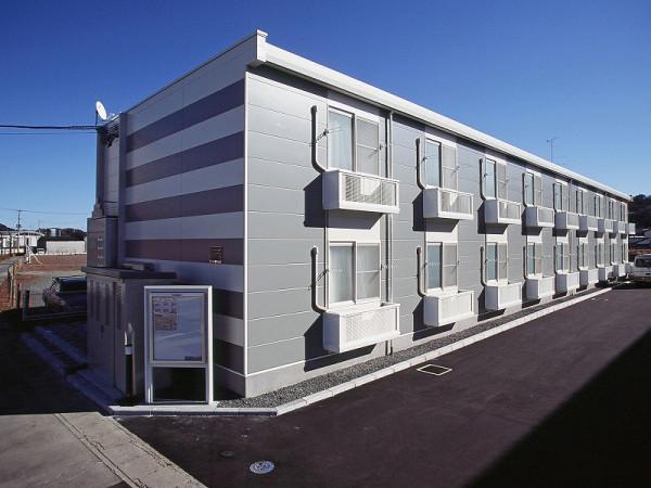 福島県いわき市のウィークリーマンション・マンスリーマンション「レオパレスU・Yomogida 209(No.197564)」メイン画像