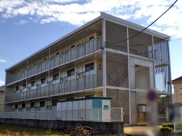 茨城県つくば市のウィークリーマンション・マンスリーマンション「レオパレスYANAGIDA 306(No.197875)」メイン画像