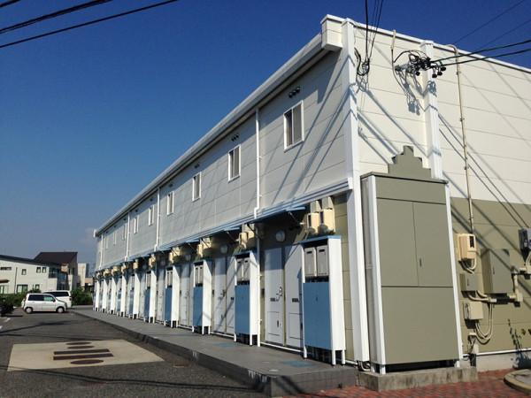 愛知県高浜市のウィークリーマンション・マンスリーマンション「レオパレス高取 210(No.206605)」メイン画像