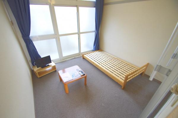 奈良県橿原市のウィークリーマンション・マンスリーマンション「レオパレスMIMINASHI 202(No.209493)」メイン画像