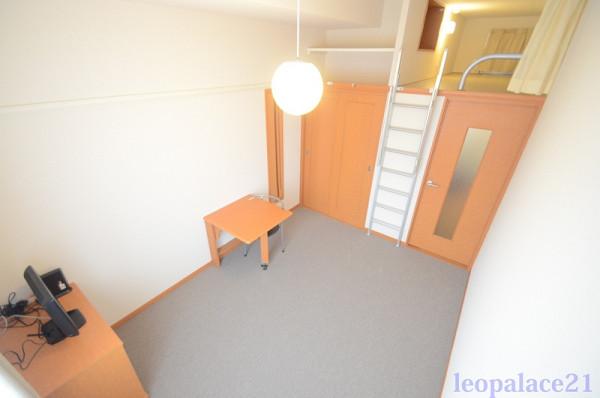 徳島県のウィークリーマンション・マンスリーマンション「レオパレスサヴァー 205(No.214687)」メイン画像