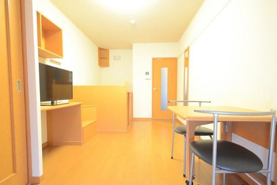 秋田県のウィークリーマンション・マンスリーマンション「レオパレスドミールⅡ 201(No.217180)」メイン画像