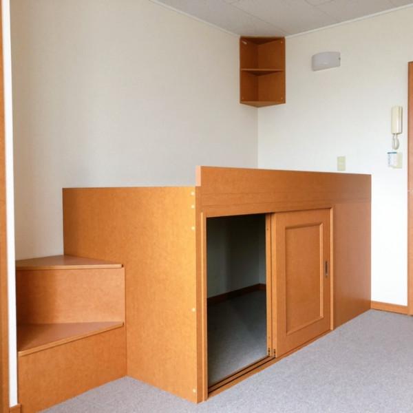 山形県のウィークリーマンション・マンスリーマンション「レオパレスCANY 203(No.219124)」メイン画像