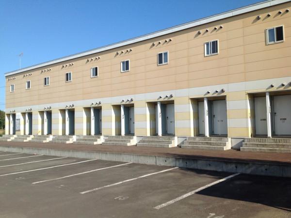 北海道苫小牧市のウィークリーマンション・マンスリーマンション「レオパレスNISHIKI 202(No.220521)」メイン画像