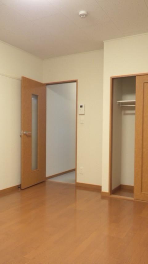 北海道登別市のウィークリーマンション・マンスリーマンション「レオパレスアルデバラン 107(No.220681)」メイン画像