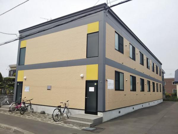 北海道江別市のウィークリーマンション・マンスリーマンション「レオパレスベンデュール 103(No.220721)」メイン画像
