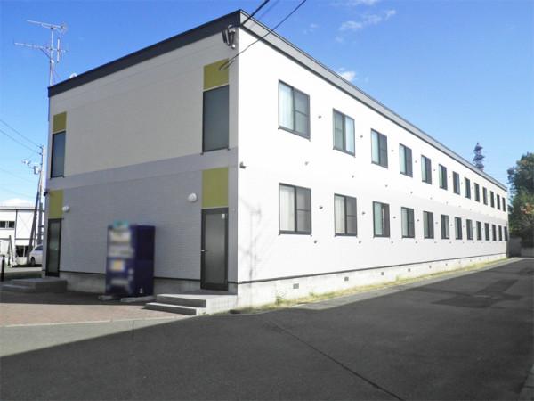 大谷地駅(札幌市東西線)のウィークリーマンション・マンスリーマンション「レオパレスグリンパーク 208(No.220745)」メイン画像