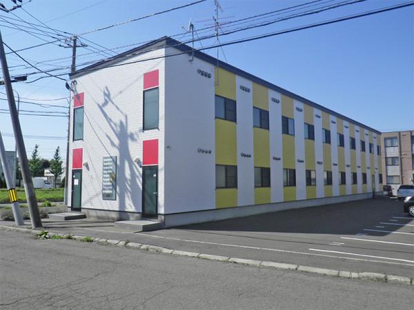 北海道札幌市厚別区のウィークリーマンション・マンスリーマンション「レオパレスヤマテツ 208(No.220830)」メイン画像
