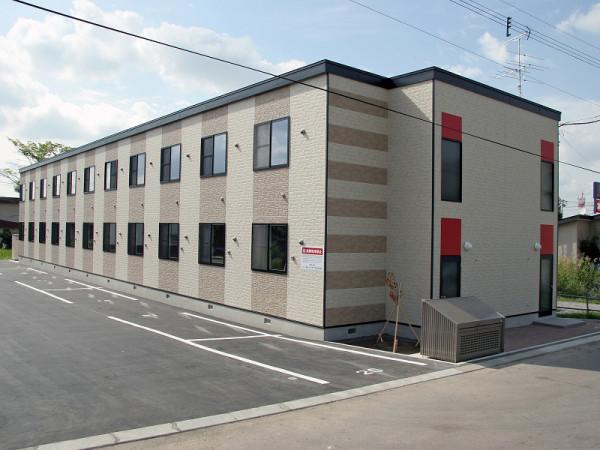 北海道岩見沢市のウィークリーマンション・マンスリーマンション「レオパレスファミリアⅡ 102(No.220876)」メイン画像