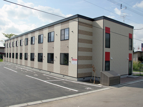 北海道岩見沢市のウィークリーマンション・マンスリーマンション「レオパレスファミリアⅡ 103(No.220877)」メイン画像