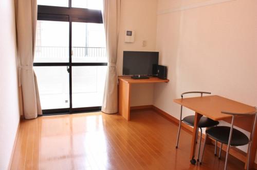 埼玉県草加市のウィークリーマンション・マンスリーマンション「レオパレスTMY 206(No.221252)」メイン画像