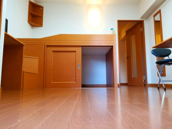 愛知県名古屋市中区のウィークリーマンション・マンスリーマンション「レオパレスFlat新栄 2008(No.225198)」メイン画像