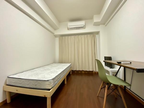 日本全国のウィークリーマンション・マンスリーマンション「Sステイ新神戸 809」メイン画像