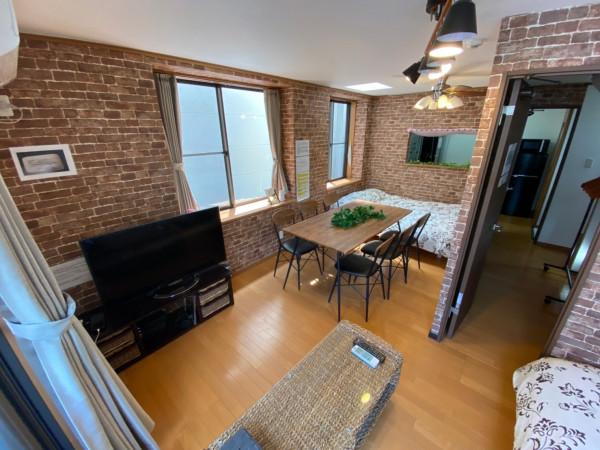日本全国のウィークリーマンション・マンスリーマンション「EL SHINJUKU2 3階戸建 ご家族や住居兼事務所としてもご利用頂けます 1・洋室(No.231384)」メイン画像