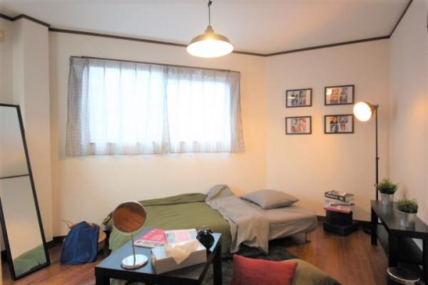 大阪府のウィークリーマンション・マンスリーマンション「Kマンスリー桂ビル 201・1R(No.231452)」メイン画像