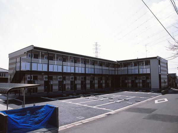 神奈川県横浜市瀬谷区のウィークリーマンション・マンスリーマンション「レオパレスAqua 211(No.231661)」メイン画像