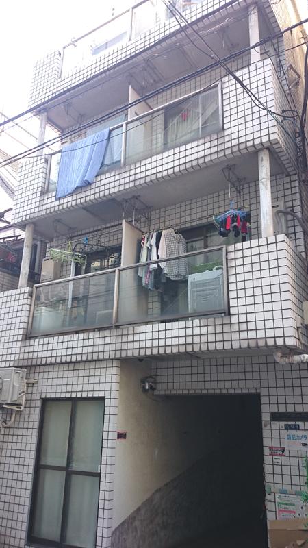 東京都墨田区のウィークリーマンション・マンスリーマンション「Flow錦糸町2【単身用向け・モバイルWiFiレンタル可】 」メイン画像