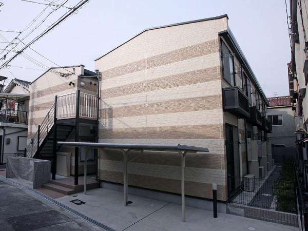 東淀川駅(東海道本線)のウィークリーマンション・マンスリーマンション「レオパレス沙祐奈 207(No.232122)」メイン画像