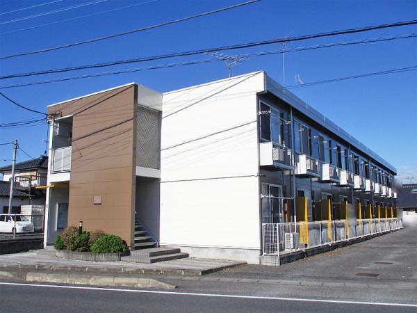 茨城県のウィークリーマンション・マンスリーマンション「レオパレスロードサイド 209(No.237738)」メイン画像