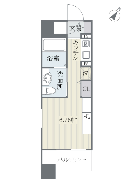 〔築浅・駅近〕フェルト627(博多駅・キャナルシティ・博多座)WI-FI無料<