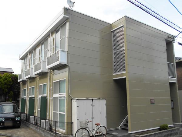 神奈川県中郡二宮町のウィークリーマンション・マンスリーマンション「レオパレスグローリーA 202(No.240801)」メイン画像