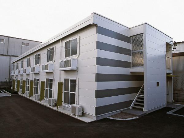 愛知県小牧市のウィークリーマンション・マンスリーマンション「レオパレス稲山 206(No.254077)」メイン画像