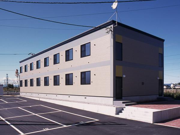 北海道深川市のウィークリーマンション・マンスリーマンション「レオパレスドリームハイツⅡ 103(No.258093)」メイン画像