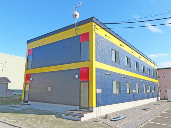 北海道滝川市のウィークリーマンション・マンスリーマンション「レオパレスLUNA 102(No.258104)」メイン画像