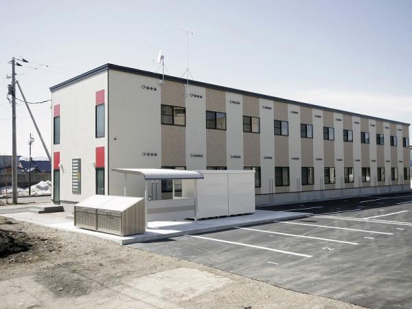 北海道滝川市のウィークリーマンション・マンスリーマンション「レオパレスプラータⅡ 210(No.258193)」メイン画像