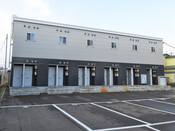 北海道登別市のウィークリーマンション・マンスリーマンション「レオパレスViVa 愛 205(No.259499)」メイン画像