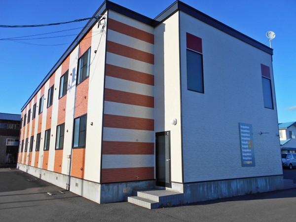 北海道登別市のウィークリーマンション・マンスリーマンション「レオパレスシーサイドサカエ 103(No.259527)」メイン画像