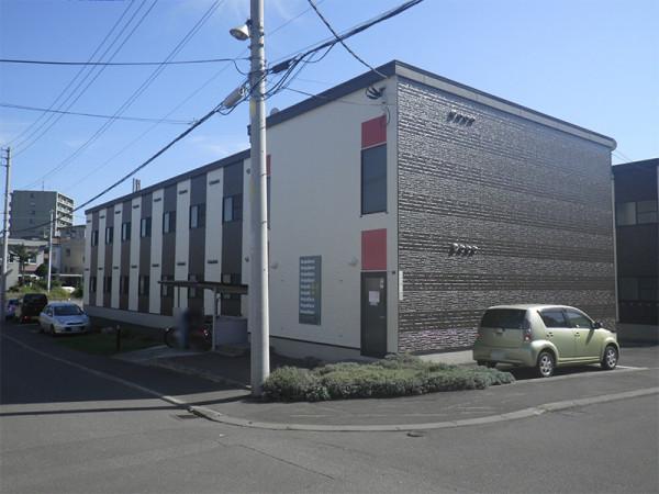 新札幌駅(千歳線)のウィークリーマンション・マンスリーマンション「レオパレス新さっぽろⅢ 109(No.259775)」メイン画像