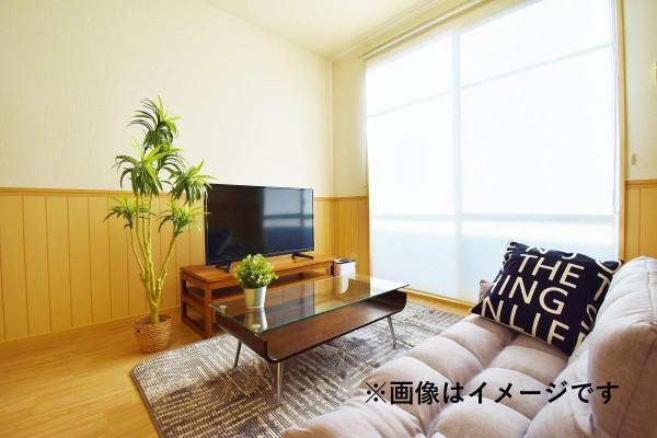 鳥取県境港市のウィークリーマンション・マンスリーマンション「Kマンスリー中野町」メイン画像