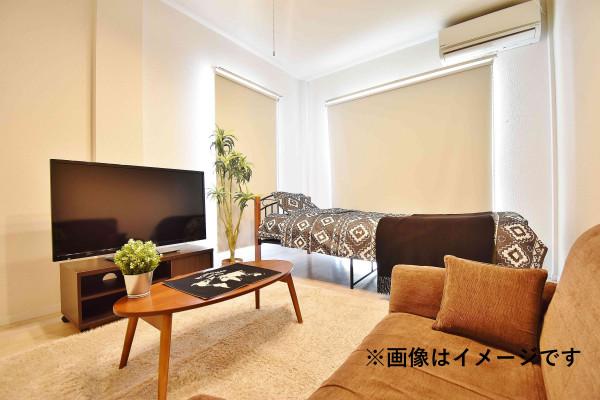 鳥取県境港市のウィークリーマンション・マンスリーマンション「Kマンスリー外江町」メイン画像