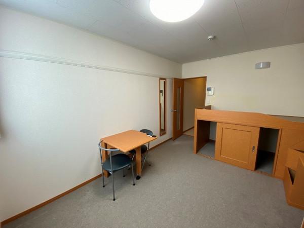 北海道のウィークリーマンション・マンスリーマンション「レオパレス赤トンボ 201(No.266881)」メイン画像
