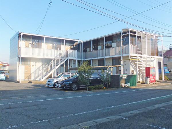 東京都西多摩郡瑞穂町のウィークリーマンション・マンスリーマンション「レオパレスM 206(No.273498)」メイン画像