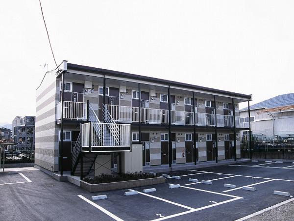 神奈川県愛甲郡愛川町のウィークリーマンション・マンスリーマンション「レオパレスベアフルーツⅤ 206(No.274184)」メイン画像