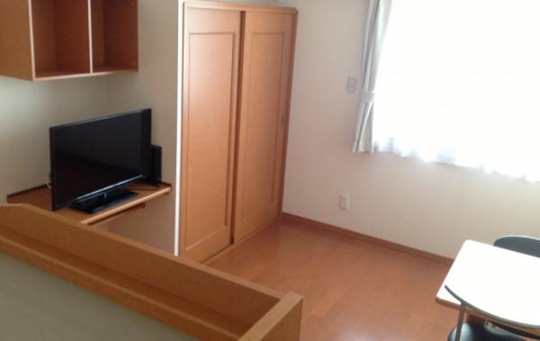 秋田県のウィークリーマンション・マンスリーマンション「レオパレスグランフルールⅡ 209(No.289342)」メイン画像