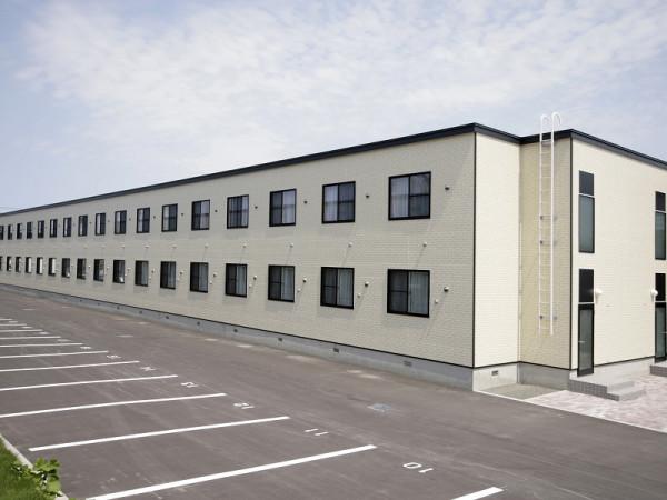 北海道北広島市のウィークリーマンション・マンスリーマンション「レオパレスエスペールポナールⅡ 210(No.291003)」メイン画像